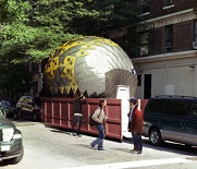 Inflato Dumpsters Provide Mobile Lab Space | Design Innovation