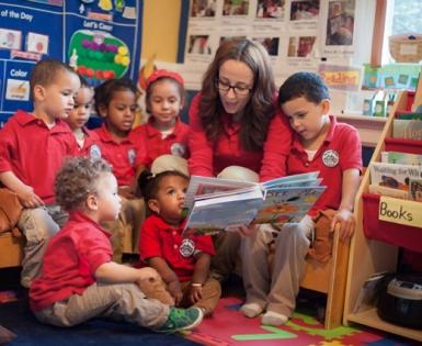 IMLS Grants $4.3 Million for School Readiness, Summer Reading Programs