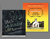 Audiobooks that Celebrate Teachers | Listen In
