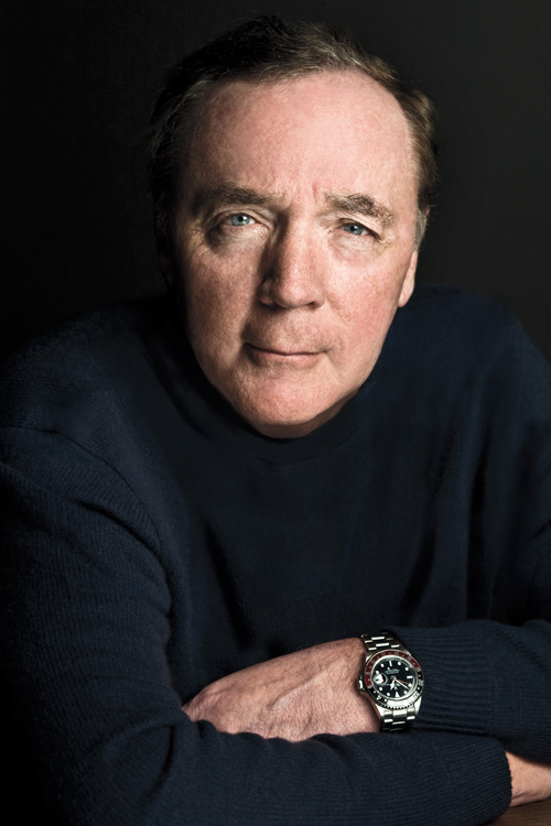 James Patterson: Let's Save Reading—and School Libraries