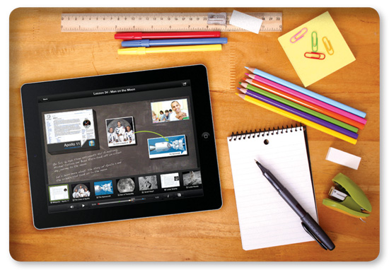 SLJ Reviews TouchCast Video Creation App for iPad