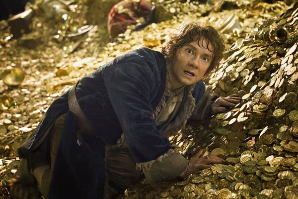 Into the Dragon's Lair | SLJ Reviews 'The Hobbit: Desolation of Smaug'