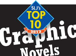 SLJ's Top 10 Graphic Novels of 2013