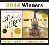 DiCamillo, Floca Win Newbery, Caldecott Medals