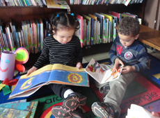 Providence (RI) Community Library Launches New Early Learning Program