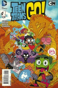 Review: Teen Titans Go! #1