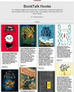 Pin it! SLJ Reviewers Share Their Favorite