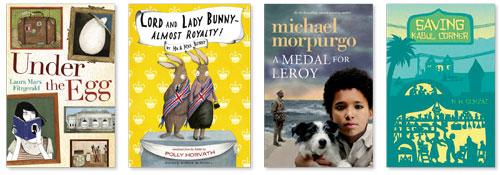Book Review: Grades 5-8 Fiction