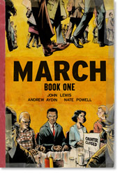 SLJ_Award_2_3_14_March-Book-One