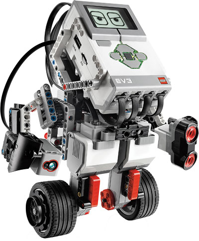 Build Better Robots with LEGO Mindstorms Education EV3 | SLJ Review
