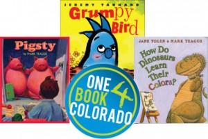75,000 Free Books Across Colorado: One Book 4 Colorado Launch Event April 7