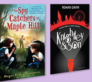 New Books by Megan Frazer Blakemore, Charles De Lint, Margi Preus | Grades 5-8 Fiction Review