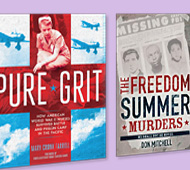 The latest from authors Gail Jarrow, Peter Sis, and Patrick Dillon | Grade 5 & Up Nonfiction Reviews