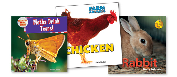 From Teacup Pigs to Flying Dragons: Wild and Wacky Animal Books | Series Made Simple