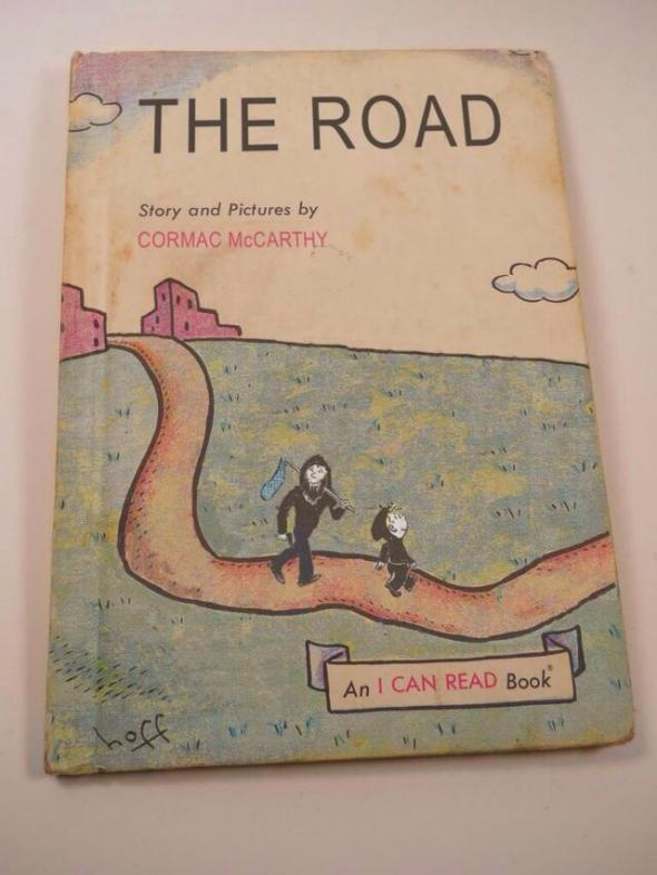 TheRoadHoff Fusenews: All you need is love (and books before the age of 3)
