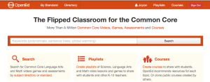 OpenEd: an umbrella OER search and LMS