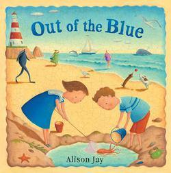 Out of the Blue by Sophie Cameron | SLJ Review