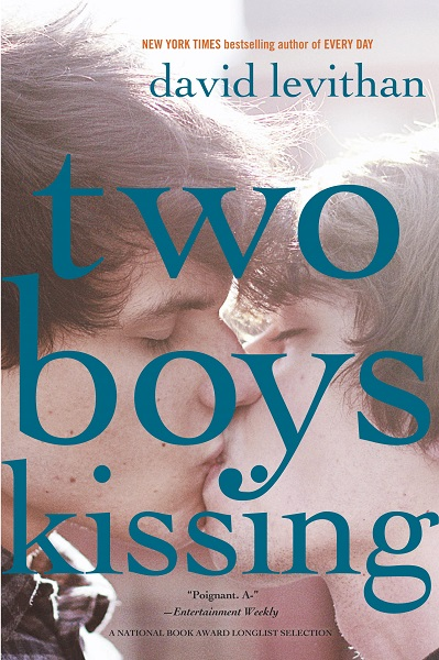 Request to Ban 'Two Boys Kissing' from Virginia High School Library Denied