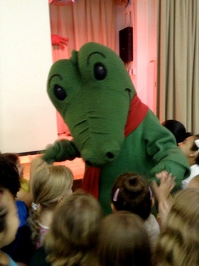 Children's Book Week Celebrated with Literary Landmark for Lyle the Crocodile's E. 88th Street
