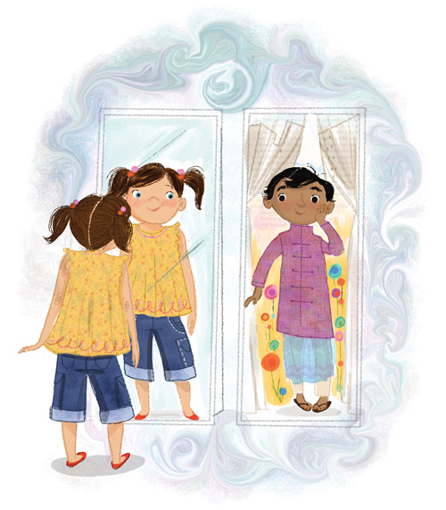 Illustration by Vanessa Brantley Newton