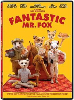Roald Dahl S Offbeat Tale Fantastic Mr Fox Delights And Intrigues Dvd Pick School Library Journal