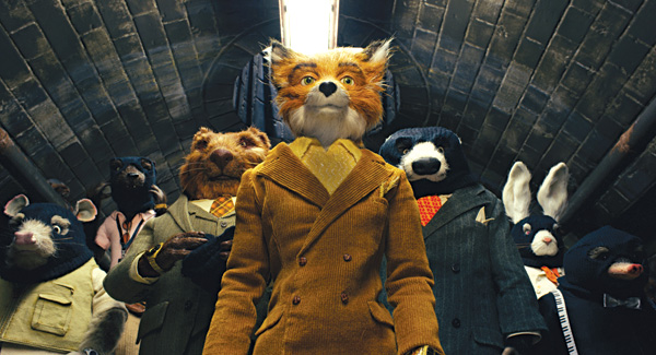 Fantastic Mr. Fox ©2014 by the Criterion Collection