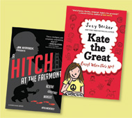 A Hitchcockian Mystery, Magical Footwear, and More| Grades 5-8 Fiction Reviews