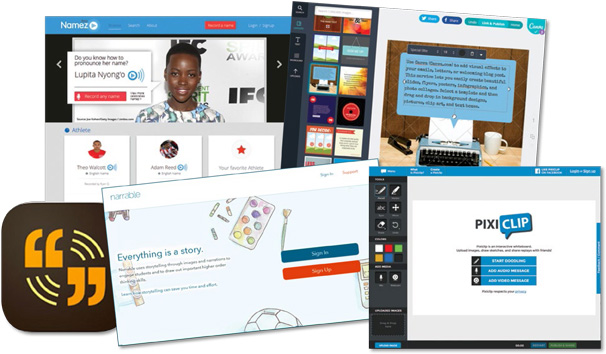 Pleased to Meet You: Web apps for getting to know your students before fall