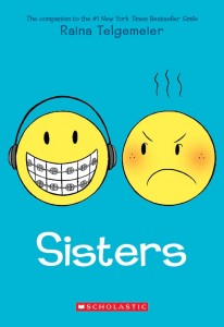 Sisters 206x300 BEA Buzz: Five graphic novels to look forward to this year
