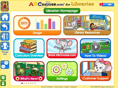 Free Online Curriculum: ABCMouse.com for Libraries Launches at ALA | ALA 2014