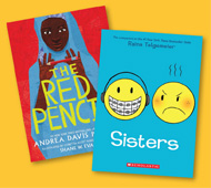 Squirrel Tales, Sibling Woes, and Conflict in Darfur | Grades 5-8 Fiction