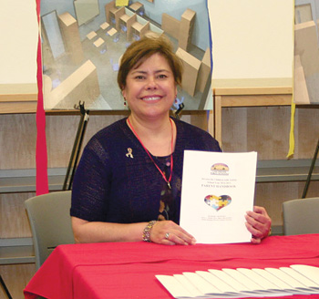 Glenda Rodriguez Courtesy of Las Cruces Public Schools.
