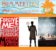 Star YA Authors Reveal Inspirations and Challenges | SLJ SummerTeen 2014