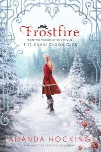 SPONSORED: Get Your FREE FROSTFIRE Advance Readers' Copy Today!