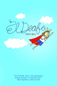 ElDeafo1 198x300 Review of the Day: El Deafo by Cece Bell