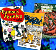 Comics Censorship, from 'Gay' Batman to Sendak's Mickey | Banned Books Week