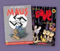 10 Frequently Challenged Graphic Novels | Banned Books Week
