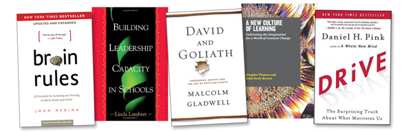 Superintendent of the Year Mark Edwards's Top Leadership Book Picks | SLJ Summit 2014