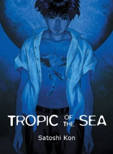 YALSA GGNT Top Ten Manga: 'Tropic of the Sea'