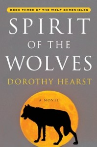 Spirit of the Wolves cover