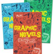 Graphic Novel Reading Lists Now Available from ALSC