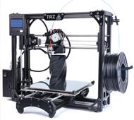 SLJ Reviews the Taz 4 3-D Printer   Test Drive