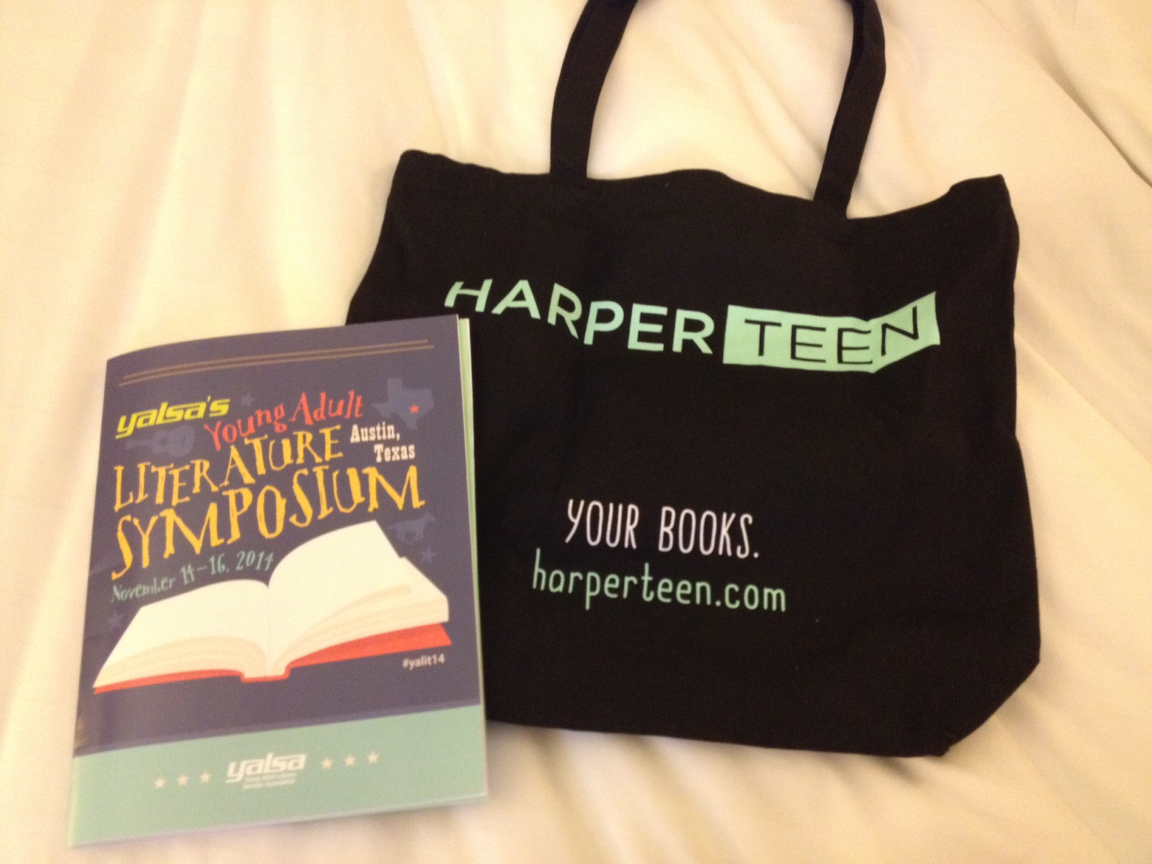 Five Things to Love at YALSA'S YA Lit Symposium