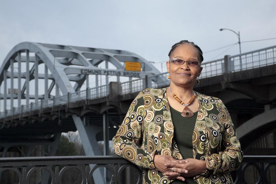 Civil Rights Protester and Memoirist Talks to SLJ