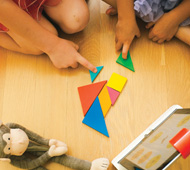 IPad Games Blend with the Physical World | SLJ Reviews Osmo