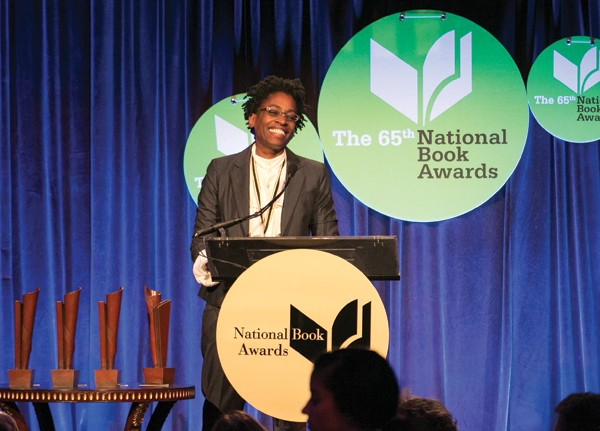 Photos by Beowulf Sheehan/Courtesy of National Book Foundation