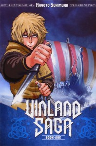 YALSA GGNT Top Ten Manga: Vinland Saga Volume 1