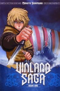 YALSA GGNT Top Ten Manga: Vinland Saga Volume 1