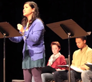 """Page to Stage for Young Playwrights; Shakespeare Resources; """"Charisma"""" Giveaway"""