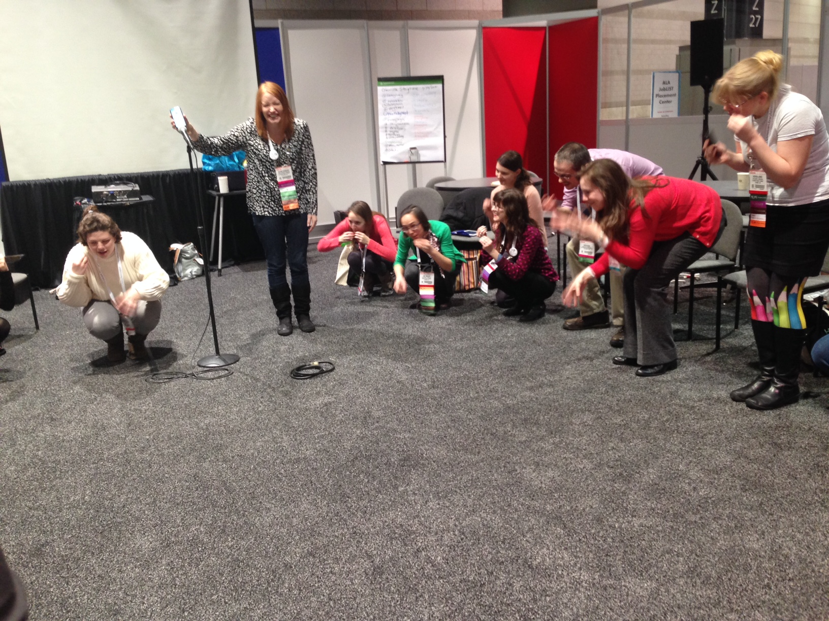 Guerrilla Storytime Is Growing Up | ALA Midwinter 2015